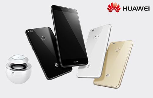 Głośnik mobilny w prezencie od Huawei