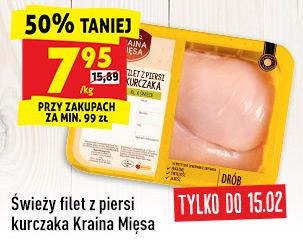 Biedronka Filet Z Kurczaka 50 Taniej Aktualnerabaty Pl