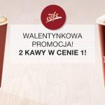 Orlen – 2 kawy w cenie 1 na walentynki