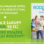 Książka Rodzinna Kuchnia Lidla za naklejki