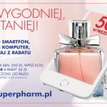 Super-Pharm rabat 50 zł w sklepie internetowym