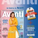 Weekend Zniżek Avanti, Logo, Wysokie Obcasy – 24-26 marca 2017