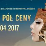 Toruń za pół ceny 21-23 kwietnia 2017