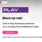 Showmax w Play za darmo na rok