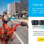 GoPro Hero 5 Black – pakiet startowy gratis