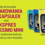 Ekspres Tchibo Cafissimo Mini gratis