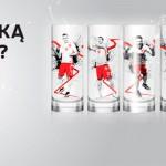 LOTOS szklanki z piłkarzami za zakupy lub tankowanie