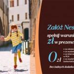 Nest Bank premia 75 zł za założenie konta