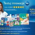 Testuj innowacje P&G w Carrefour
