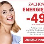 Rossman -49% na kosmetyki