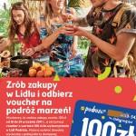Lidl bon 100 zł na wycieczkę z Lidl Podróże
