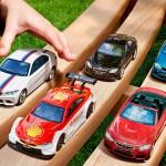 Zbierz kolekcję modeli BMW M na stacjach Shell