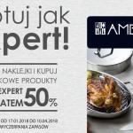 Rabat za naklejki na produkty Ambition w Carrefour
