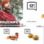 Kupony rabatowe McDonald's – styczeń 2018