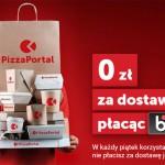 Darmowa dostawa w piątek na PizzaPortal – promocja BIK