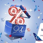 Promcja LOT na 90 urodziny – bilety od 199 zł