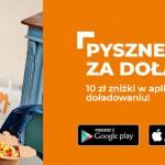Promocja Plus na kartę – Pyszne jedzenie za doładowanie