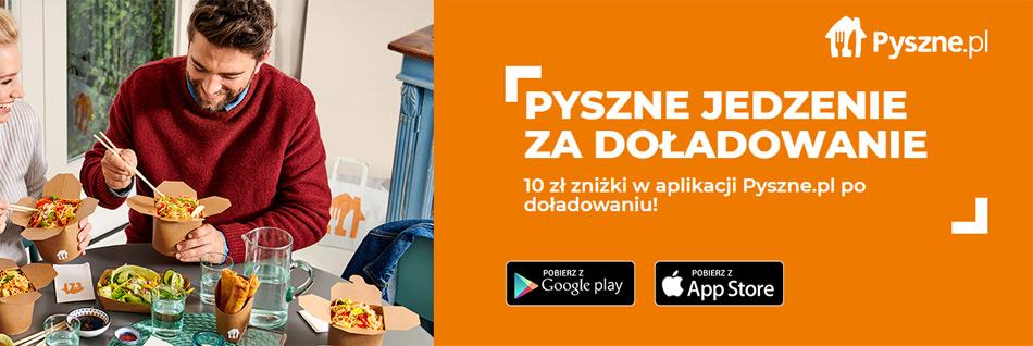 Promocja Plus Na Karte Pyszne Jedzenie Za Doladowanie