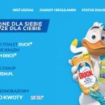 Przetestuj Duck: kup płyn i krążki do toalet i odbierz do 15 zł zwrotu